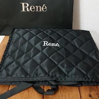 ルネ(René)のお値下げ ルネ今期最新ランジェリーケース☆(旅行用品)