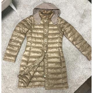 マックスアンドコー(Max & Co.)のMAX&Co.ライトダウンコート  袖フード取り外し可能(ダウンコート)