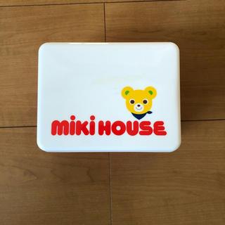 mikihouse - 新品未使用  ミキハウス ミニランチボックス