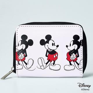 シップス(SHIPS)のmini 12月号付録SHIPS ミッキーマウス 二つ折り財布  新品(財布)