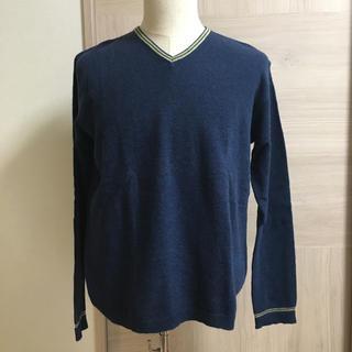 【美品】FREE PEOPLE Vネックセーター
