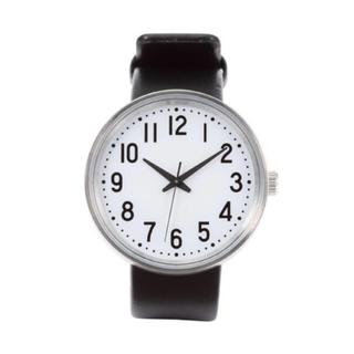 ムジルシリョウヒン(MUJI (無印良品))の無印良品 腕時計 公園の時計(腕時計(アナログ))
