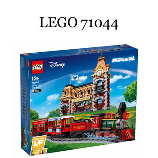 Lego - LEGO 71044 ディズニートレインと駅