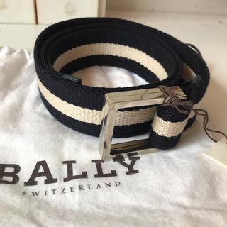 Bally - 美品☆BALLY カジュアルベルト