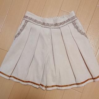 アクシーズファム(axes femme)のアクシーズファム キュロットスカート(キュロット)