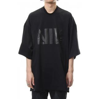 ユリウス(JULIUS)のNILøS ニルズ NIL BIG T-SHIRT(Tシャツ/カットソー(半袖/袖なし))