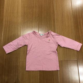 サンカンシオン(3can4on)のテイシャツ  サイズ 80(Tシャツ)