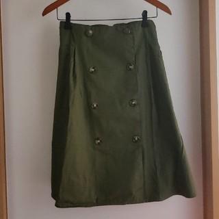 しまむら - トレンチスカート L