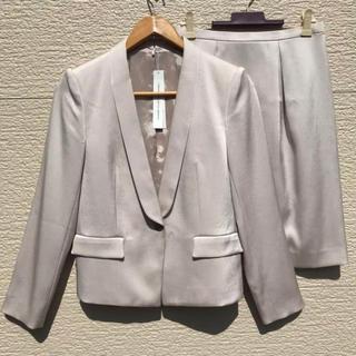 アナイ(ANAYI)の新品 ANAYI アナイ スーツ セットアップ ジャケット スカート 38(スーツ)