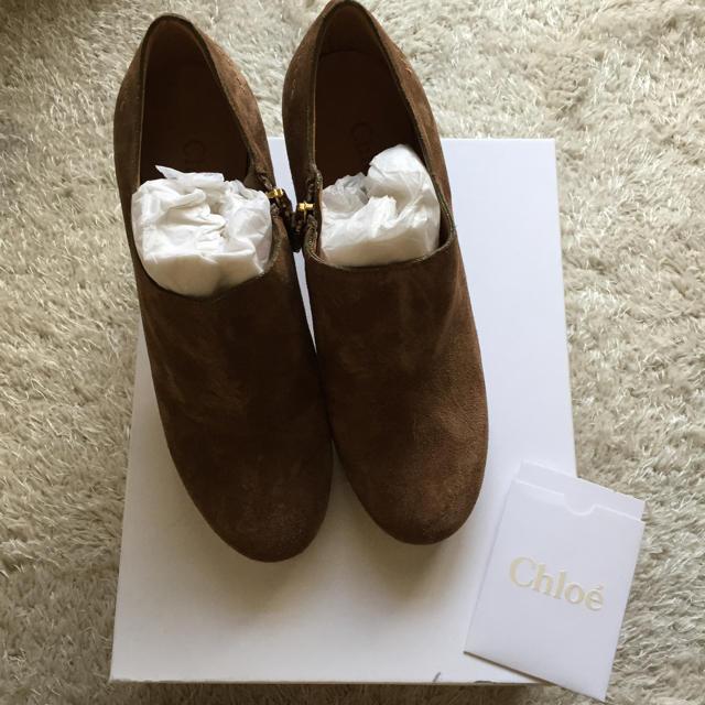 Chloe(クロエ)の【シューズ】Chloe レディースの靴/シューズ(ブーティ)の商品写真