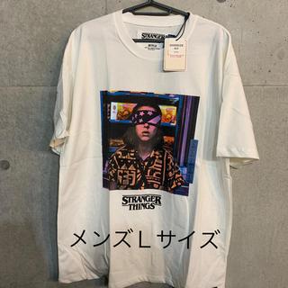 ユナイテッドアローズ(UNITED ARROWS)のストレンジャーシングス Tシャツ メンズ Lサイズ イレブン(Tシャツ/カットソー(半袖/袖なし))