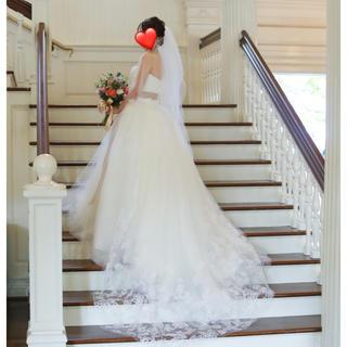 ヴェラウォン(Vera Wang)のUS4  VERAWANG 1g029 (バレリーナ)(ウェディングドレス)