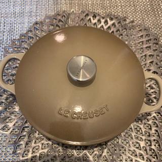 ルクルーゼ(LE CREUSET)のル・クルーゼ  マルミット 18cm(鍋/フライパン)