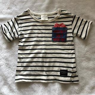 フタフタ(futafuta)のボーダー Tシャツ(Tシャツ)