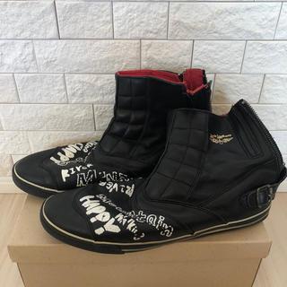 コムデギャルソン(COMME des GARCONS)のコムデギャルソンシャツ ルイスレザース 27cm(ブーツ)