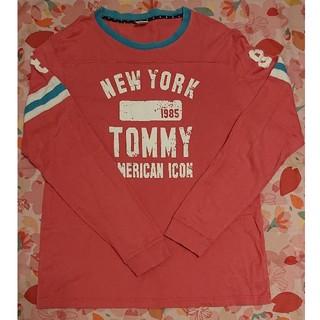 トミー(TOMMY)のトミー TOMMY 長袖Tシャツ ロンT(Tシャツ/カットソー(七分/長袖))