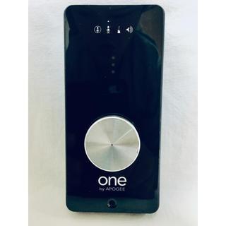 【中古品】Mac専用 USBオーディオインターフェイス「APOGEE ONE」