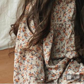 コドモビームス(こどもビームス)のprinting long dress(ワンピース)