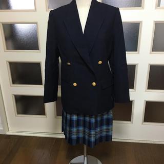 ザスコッチハウス(THE SCOTCH HOUSE)の卒業式用 女児ジャケット+スカート(ドレス/フォーマル)