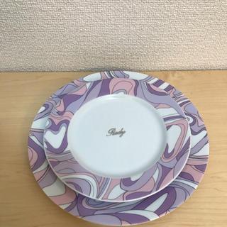 レディー(Rady)の【武藤静香Rady】お皿2枚セット 箱入り(食器)