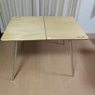 UNIFLAME - 廃盤品 ユニフレーム 1100  2WAY テーブル