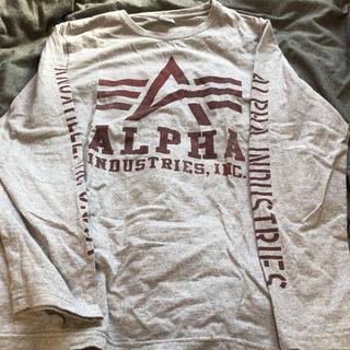 アルファ(alpha)の最終値下げ‼️トップス メンズ(Tシャツ/カットソー(七分/長袖))