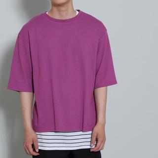 ジュンレッド(JUNRED)のカノコタンクトップカットソー(Tシャツ/カットソー(半袖/袖なし))