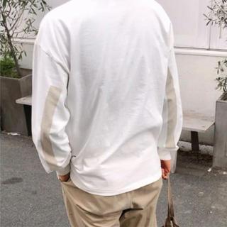 コモリ(COMOLI)のKaptain sunshine West Coast ロンT サンドグレー(Tシャツ/カットソー(七分/長袖))