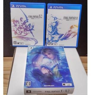 PlayStation Vita - FINAL FANTASY X/X-2 HD Remaster TWIN PAC