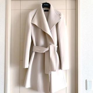ジョゼフ(JOSEPH)の極綺麗‼️ジョゼフ 1枚仕立て ドレープが美しいコート マックスマーラ(ロングコート)