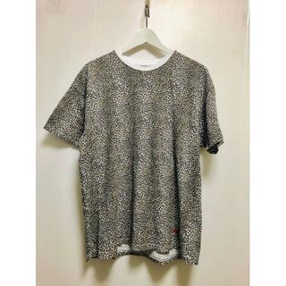 シュプリーム(Supreme)のSupreme Hanes Tシャツ size:L ヘインズ レオパード(Tシャツ/カットソー(半袖/袖なし))