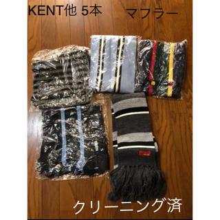 ビームス(BEAMS)のKENTマフラー他5本まとめ売り(マフラー)