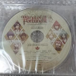 プレイステーションポータブル(PlayStation Portable)のワンドオブフォーチュン2FD 予約特典CD(携帯用ゲームソフト)