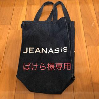 ジーナシス(JEANASIS)のぱけら様専用ジーナシス✩トートバック(トートバッグ)