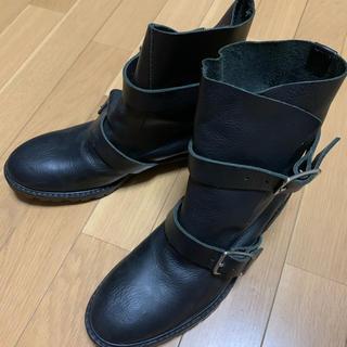 ズッカ(ZUCCa)のZUCCa  エンジニアブーツ 黒(ブーツ)