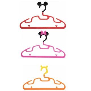 ディズニー(Disney)の最終値下!!ミッキー ミニー プーさん ハンガー 9本セット(押し入れ収納/ハンガー)