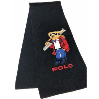 ポロラルフローレン(POLO RALPH LAUREN)のポロラルフローレン マフラー 美品✨(マフラー)
