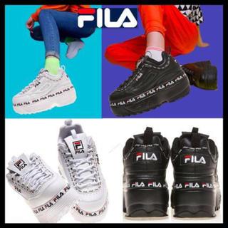 FILA - フィラ  ダッドスニーカー 厚底