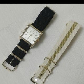 ニコアンド(niko and...)のニコアンド腕時計(腕時計)