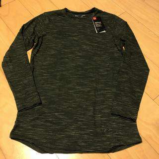 アンダーアーマー(UNDER ARMOUR)のアンダーアーマーL(Tシャツ/カットソー(七分/長袖))