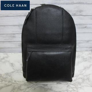 Cole Haan - 新品 COLE HAAN コールハーン 本革 メンズ レザーリュックサック