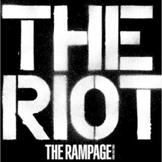 ザランページ(THE RAMPAGE)のTHERAMPAGE ランペ アルバムTHE RIOT(ポップス/ロック(邦楽))