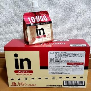 モリナガセイカ(森永製菓)のウイダー in ゼリー プロテイン 10000 森永製菓(その他)