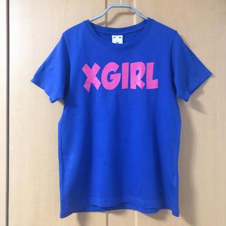エックスガール(X-girl)のX-girl BEAT S/S TEE(Tシャツ(半袖/袖なし))