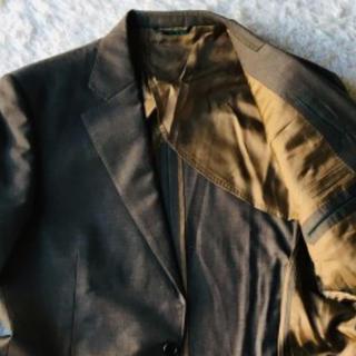 エルメネジルドゼニア(Ermenegildo Zegna)のゼニア Zegna メンズ スーツ AB8 グレー ブラウン(セットアップ)