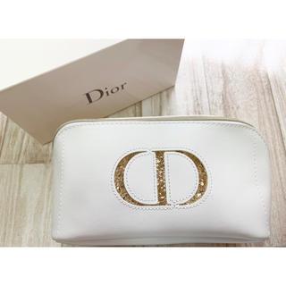 クリスチャンディオール(Christian Dior)の新品 ディオール クリスマス ポーチ 2019(ポーチ)