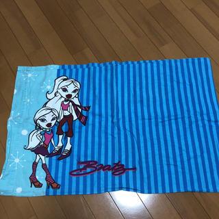 バービー(Barbie)のヴィンテージシーツ 枕カバー(生地/糸)