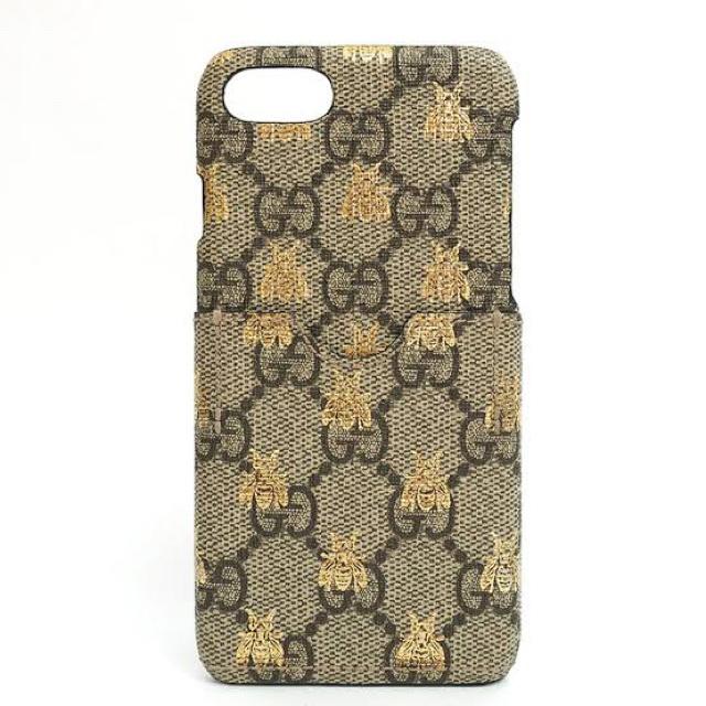 Gucci - 値下げ‼️GUCCI iPhone7.8ケースの通販