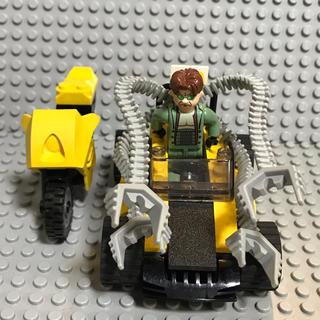 Lego - LEGO レゴ スパイダーマン2 ドックオック TAXI バイク