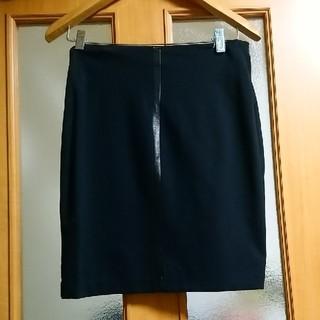 バーニーズニューヨーク(BARNEYS NEW YORK)のザ・ロウ THE ROW タイトジャージスカート(ひざ丈スカート)